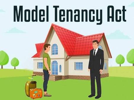 MODEL TENANCY ACT 2019 & IT FEATURES