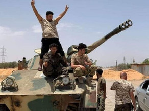 CEASEFIRE DEAL OF LIBYA