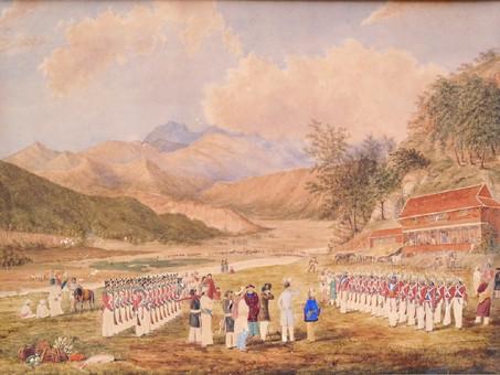 TREATY OF SUGAULI, 1816
