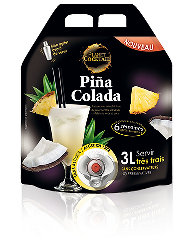 Cubi Pina colada