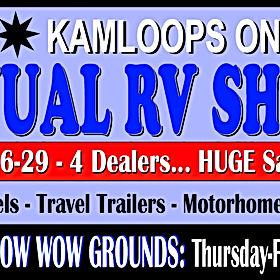 Fraserway Rv Kamloops >> Rv Sales And Shows