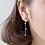 Thumbnail: Planet Star Dangle Earrings - MOOII