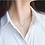 Thumbnail: Butterflies Drop Choker Necklace - MOOII