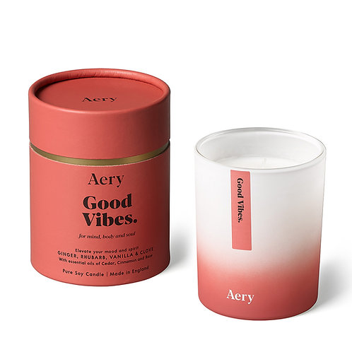 Aery Living : Aromatherapy 200g Soy Candle