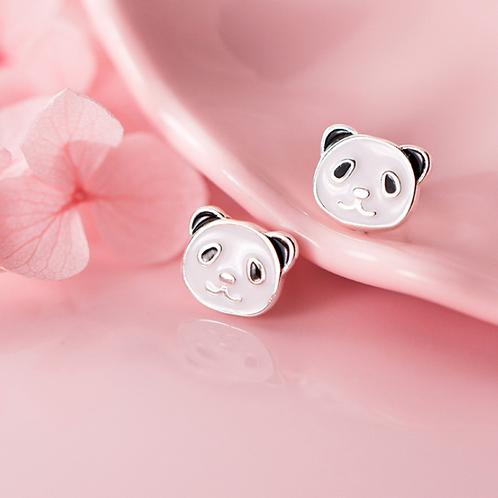 Pan-Pan Panda Ear Studs - Mooii