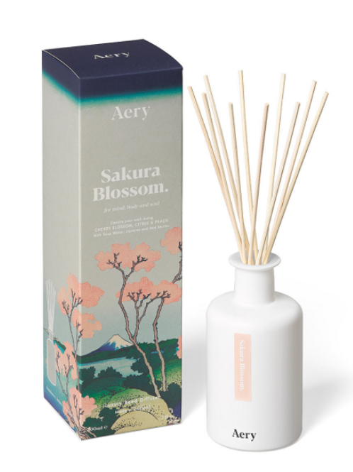 Aery Living: Tokyo 200ml Reed Diffuser