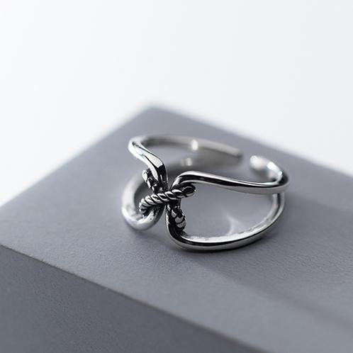 Vintage Knots Ring - MOOII