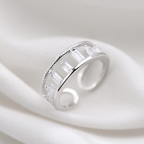 Sparkle Parallel Ring - MOOII