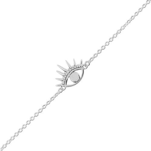 This Vision Sterling Silver Bracelet