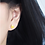 Thumbnail: Little Chick Sterling Silver Ear Studs