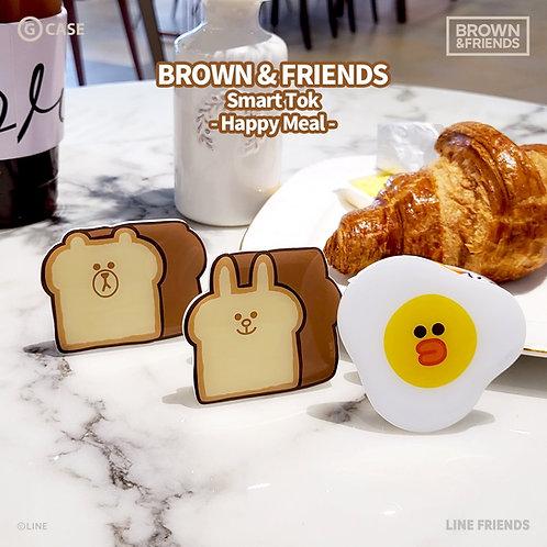 Brown & Friends Happy Meal Smart Tok