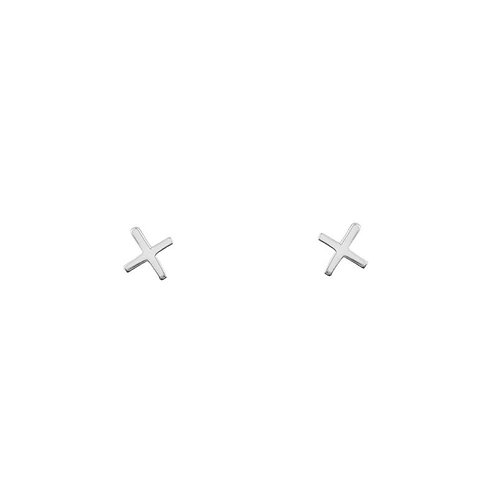 Baby Kiss Sterling Silver Studs
