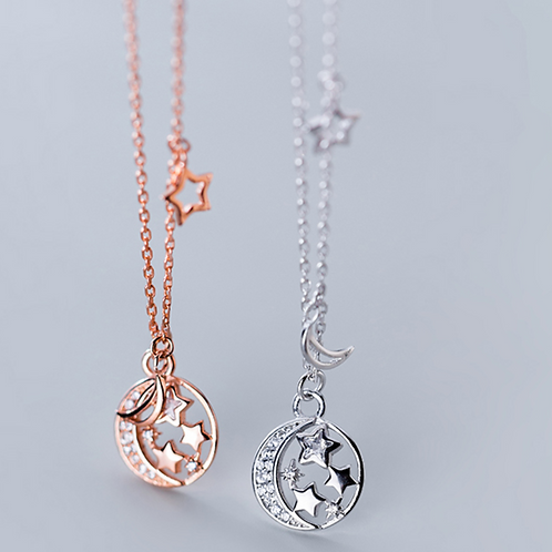 Stardust Necklace - MOOII