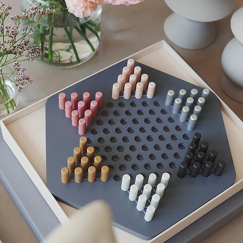 Printworks Classic Games Chinese Checkers