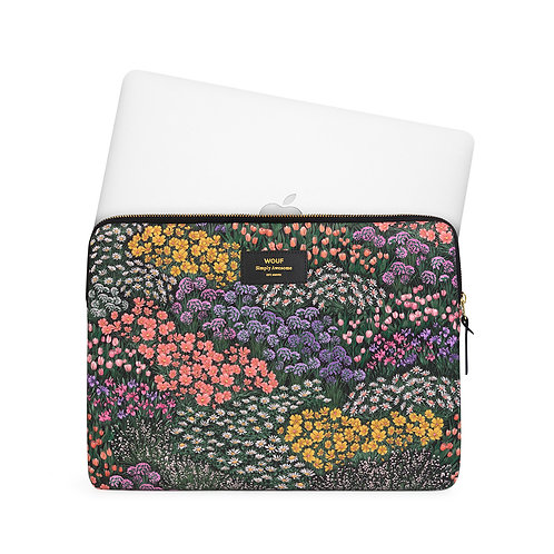 Wouf Laptop Sleeve Meadow