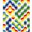 Thumbnail: Dusen Dusen Puzzle Small Jigsaw Areaware--Arc