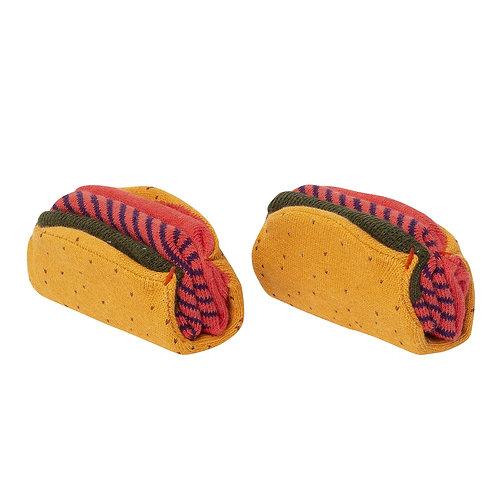 DOIY Socks Taco