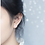 Thumbnail: Paper Cranes Sterling Silver Ear Studs