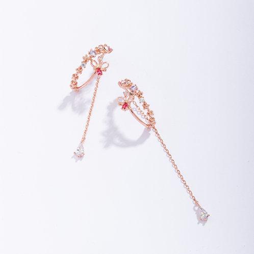 Lost Butterfly Stud Earring - MOOII