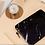 "Thumbnail: WOUF Laptop Sleeve Black Marble 13"""