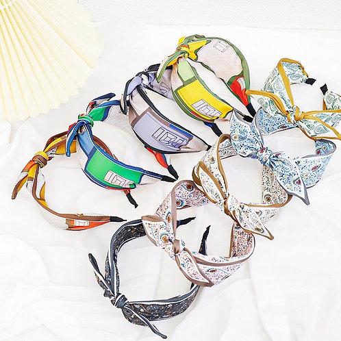 Abstract Patterned Headband