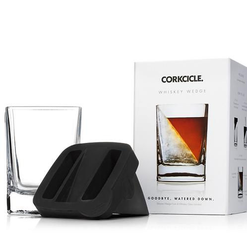 Corkcicle: Barware Whisky Wedge