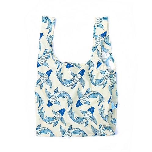 Kind Bag: Reusable Bag Medium Koi Fish