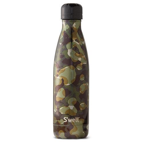 S'Well Water Bottle Metallic Camo Collection