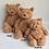 Thumbnail: Jellycat Bartholomew Bear Huge 47CM