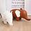 Thumbnail: Zuny: Bookend Classic Elephant Tan