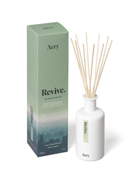 Aery Living: Mindful 200ml Reed Diffuser - Revive