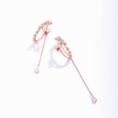 Butterfly Arc Earring - MOOII