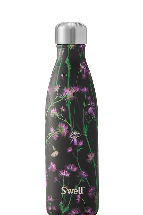 S'Well: Flora & Fauna Collection -500ml Thistle