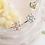 Thumbnail: Gemstone Overlapping Cross Ring - MOOII