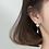 Thumbnail: Asymmetric Luna and Star Earrings - Mooii