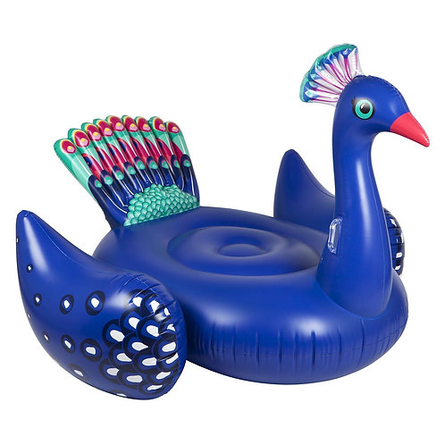 Luxe Ride-On Float Peacock