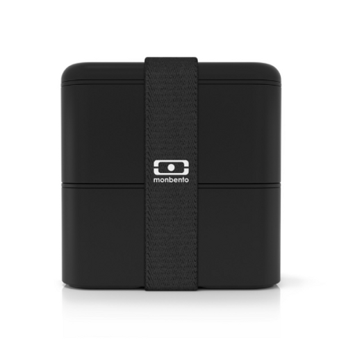 Monbento Square Lunch Box - Black