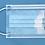 Thumbnail: 3 Layers Non-Woven Filter Mask (50 Pcs)