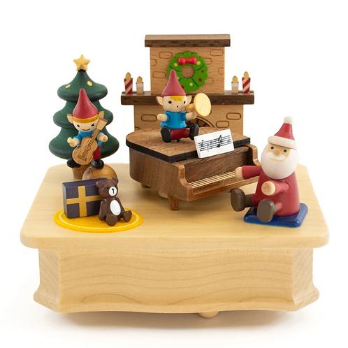 Wooderful Life Christmas Concert Music Box