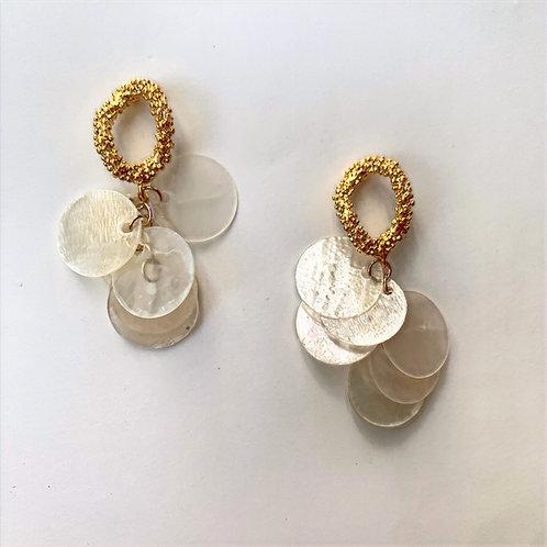 Shells Dangle Earrings