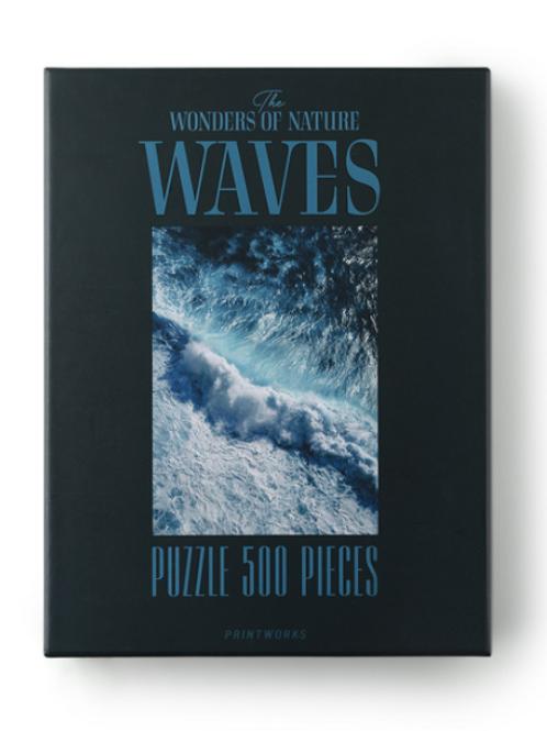 Printworks: Puzzle Waves