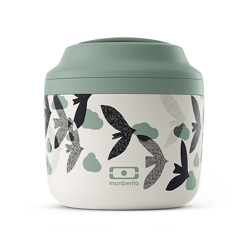 Monbento: Mb Element Graphic (550ml) - Birds