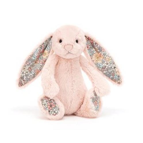 Jellycat Blossom Bashful Blush Bunny Small