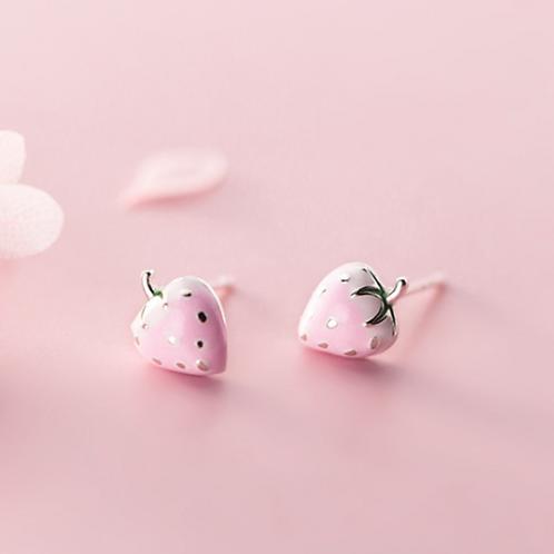 Pineberries Ear Stud - Mooii