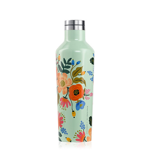 Corkcicle x Rifle Paper Co. Lively Floral Canteen 16 oz