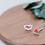 Thumbnail: A Bite of Watermelon Ear Studs - MOOII