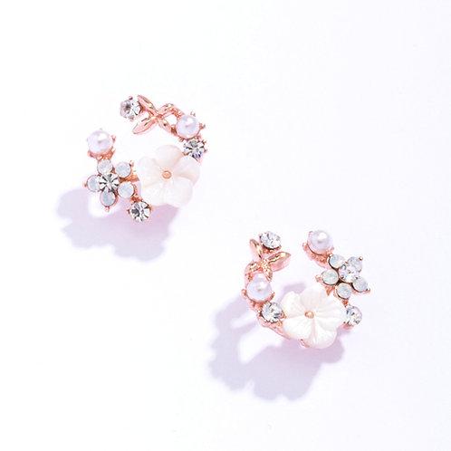 Spring Garden Sakura Earring - MOOII