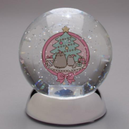 Pusheen Christmas Waterdazzler Globe