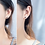 Thumbnail: Black Orbit and Star Ear Studs - MOOII