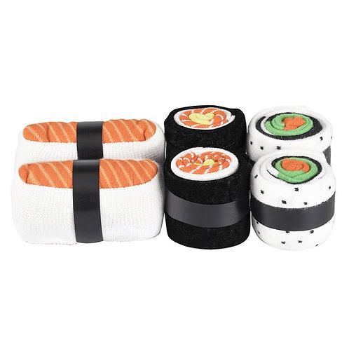 DOIY Socks Sushi (3 Pairs)